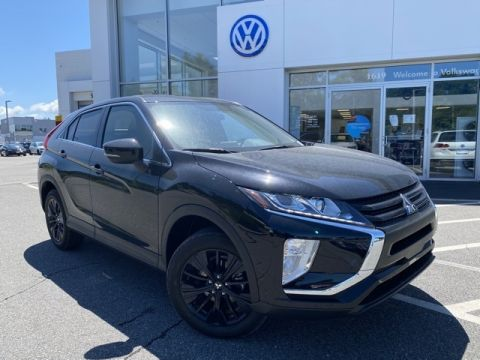 Pre-Owned 2020 Mitsubishi Eclipse Cross LE 4WD 4D Sport Utility